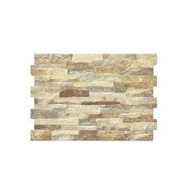 Brick Musgo Wandfliesen 1. Wahl in 34x50 cm