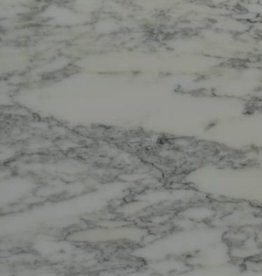 Arabescato Marble stone tiles polished, chamfered, calibrated, 1.choice Premium quality in 61x30,5x1 cm