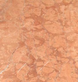 Rosso Verona Marble stone tiles polished, chamfered, calibrated, 1.choice Premium quality in 61x30,5x1 cm