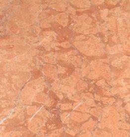 Rosso Verona Marmer tegels gepolijst, afgeschuind, gekalibreerd, 1.keuz Premium kwaliteit in 61x30,5x1 cm