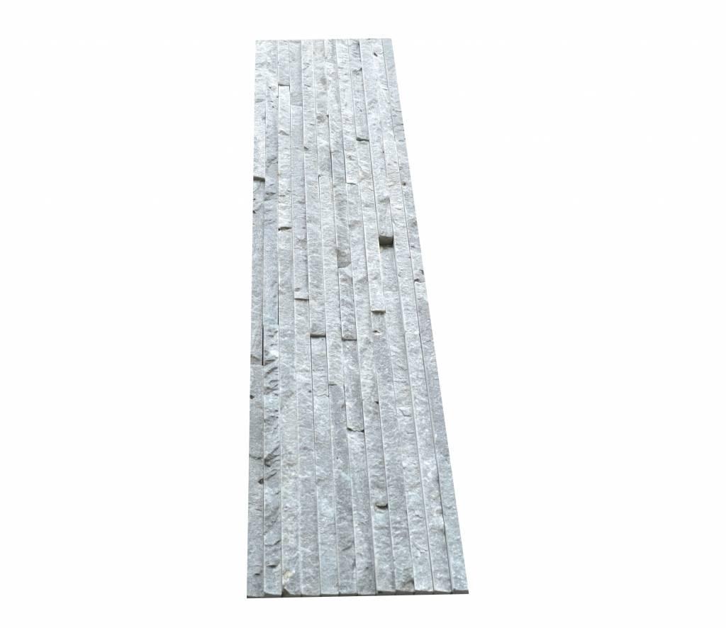 Brickstone Grey Slim Naturstein Verblender Wandverblender