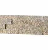 Brickstone Tiger Yellow Nauursteen Steenstrips