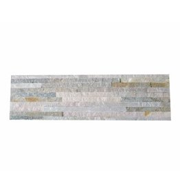 Brickstone Two Slim Naturstein Verblender Wandverblender 1. Wahl in 55x15 cm