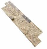 Briques mur de pierre Bronce Gold
