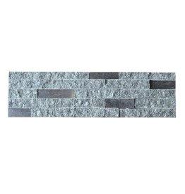 Briques mur de pierre Diamond Assoluto 1. Choice dans 55x15 cm
