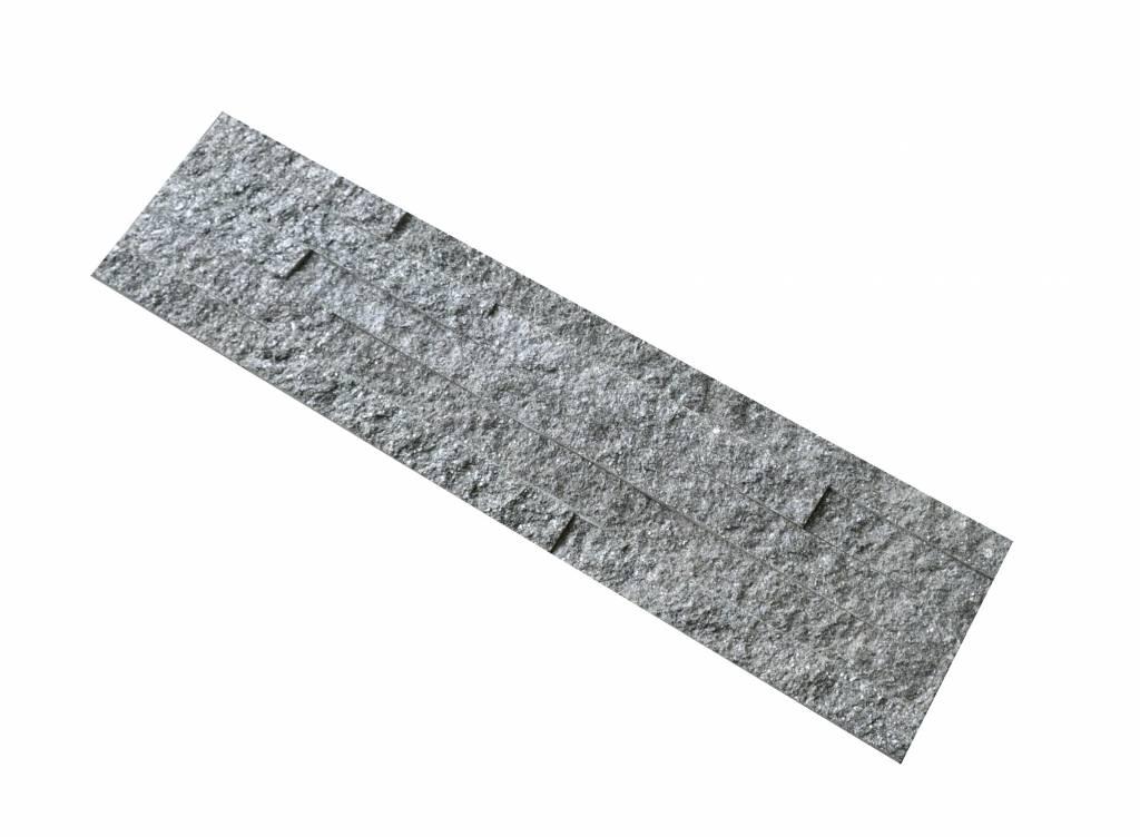 Briques mur de pierre Diamond Black