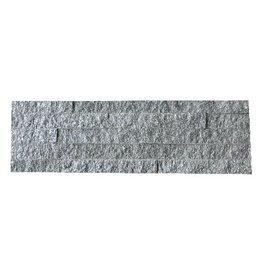 Briques mur de pierre Diamond Black 1. Choice dans 55x15 cm