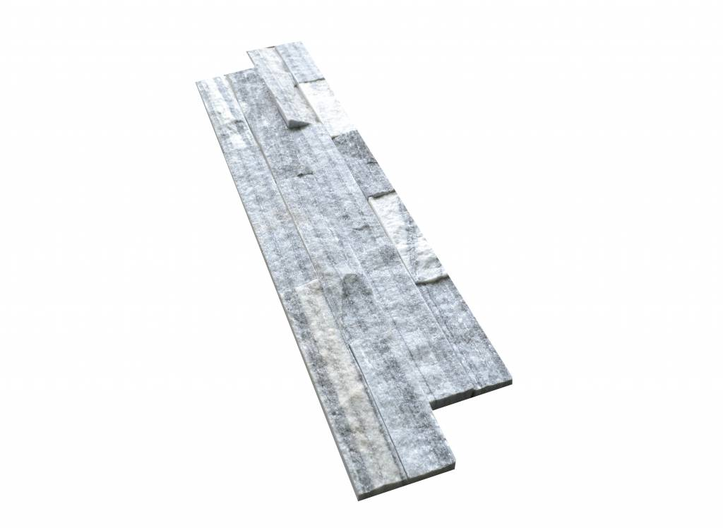 Briques mur de pierre Grey Lines