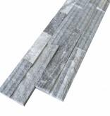 Grey Lines Nauursteen Steenstrips