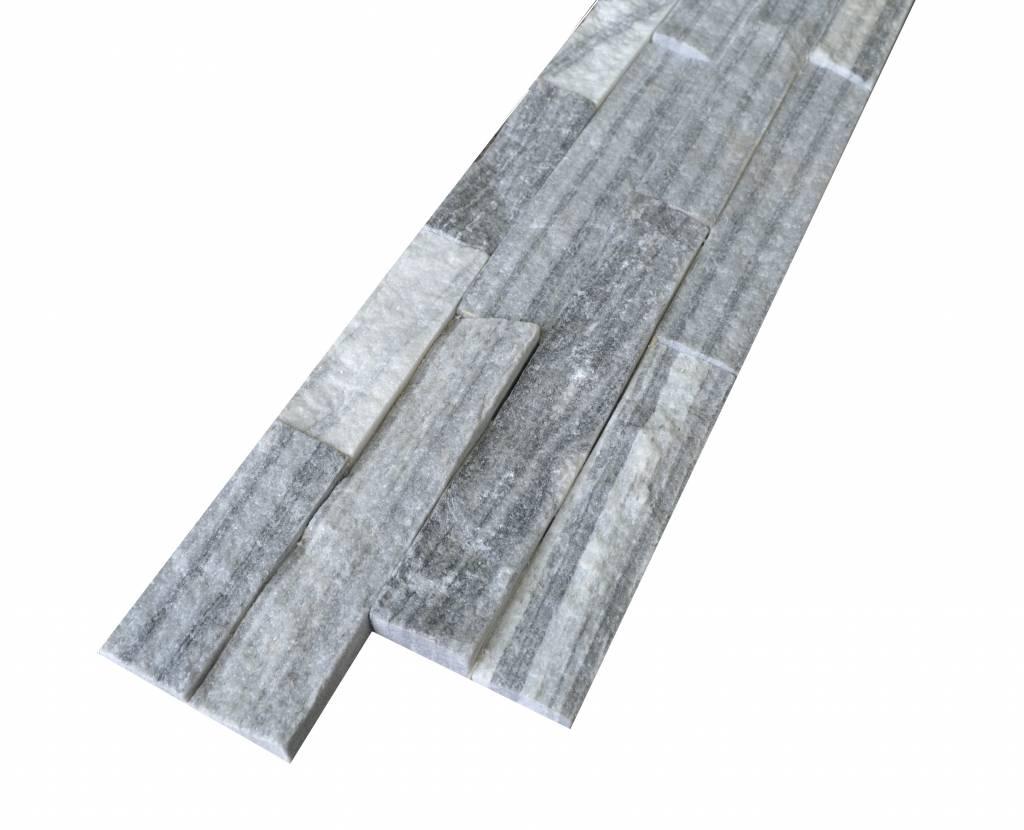 Grey Lines Naturstein Verblender Wandverblender