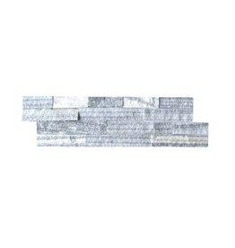 Grey Lines Naturstein Verblender Wandverblender 1. Wahl in 55x15 cm