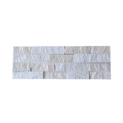 Neapel White Naturstein Verblender Wandverblender