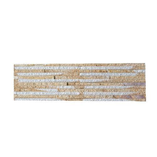 Sand Creme Nauursteen Steenstrips