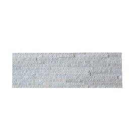 Wall bricks stone panels White Slim 1. Choice in 55x15 cm