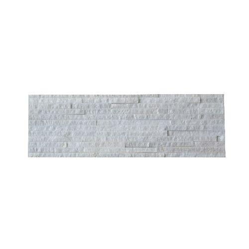Wall bricks stone panels White Slim
