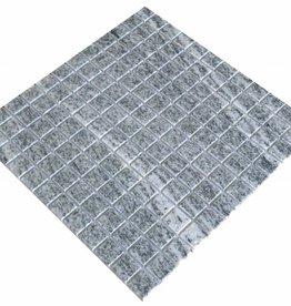 Juparana Grey Granit Mosaikfliesen 1.Wahl in 30x30 cm