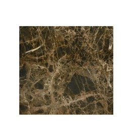Bodenfliesen Feinsteinzeug Emperador Maron 80x80x1,1 cm