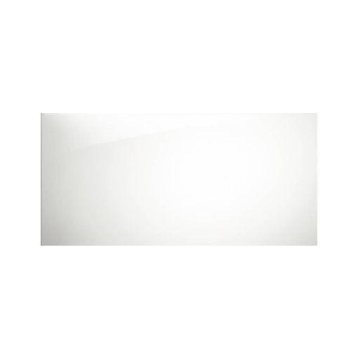 Wit glanzend wandtegels hooglans in 30x60