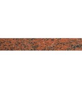 Multicolor Red Base de granit, Poli, Conservé, Calibré, 1er choix