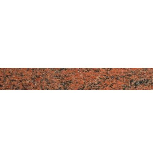 Multicolor Red Granite Socket, Polished, Preserved, Calibrated, 1st Choice
