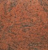 Multicolor Red Granietbasis, gepolijst, geconserveerd, gekalibreerd, 1. Keuz