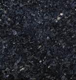 Labrador Blue Pearl Granite Socket, Polished, Preserved, Calibrated, 1st Choice