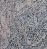 Juparana China Granite Socket, Polished, Preserved, Calibrated, 1st Choice
