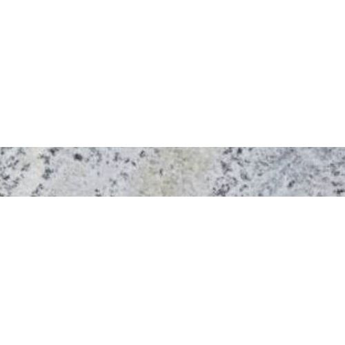 Kashmir White Scuro Granite Socket, Polished, Preserved, Calibrated, 1st Choice