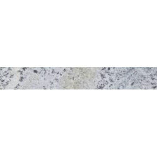 Kashmir White Scuro Granitsockel, Poliert, Gefast, Kalibriert, 1. Wahl