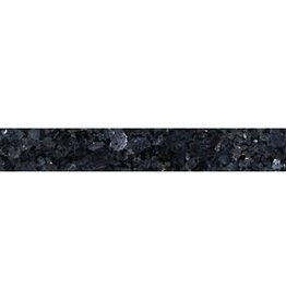Labrador Blue Pearl Granite Socket, Polished, Preserved, Calibrated, 1st Choice