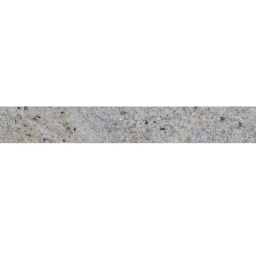 New Kashmir White Granitsockel, Poliert, Gefast, Kalibriert, 1. Wahl