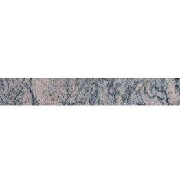 Juparana China Granietbasis, gepolijst, geconserveerd, gekalibreerd, 1. Keuz
