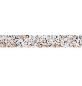 Rosa Beta Granite Socket, Polished, Preserved, Calibrated, 1st Choice