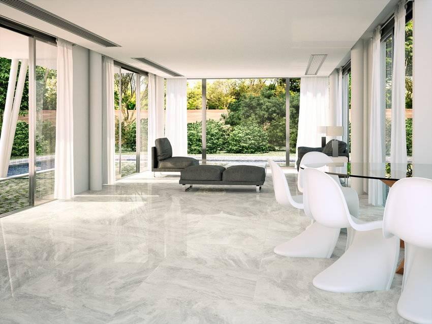 Marble Light Grey płytki podłogowe