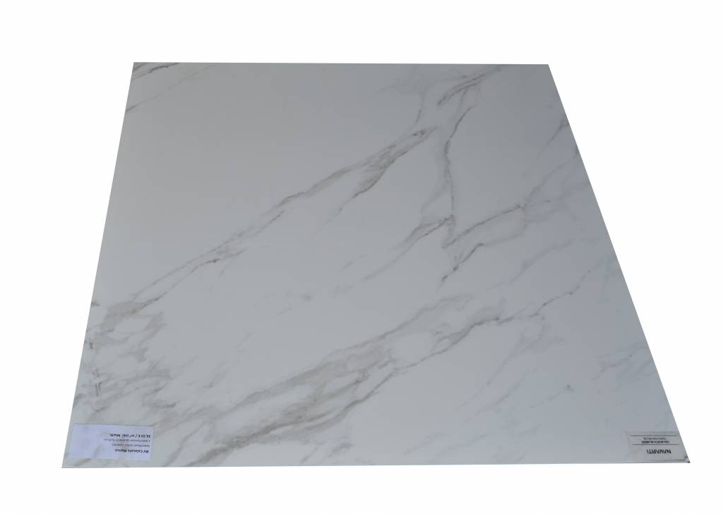 Floor Tiles Calacatta Blanco NV White