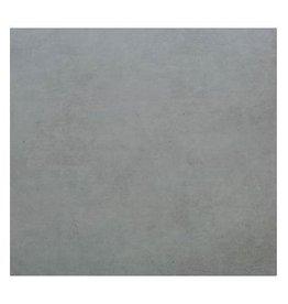 Grey Matt chanfreinés, calibré, 1.Choice dans 100x100 cm
