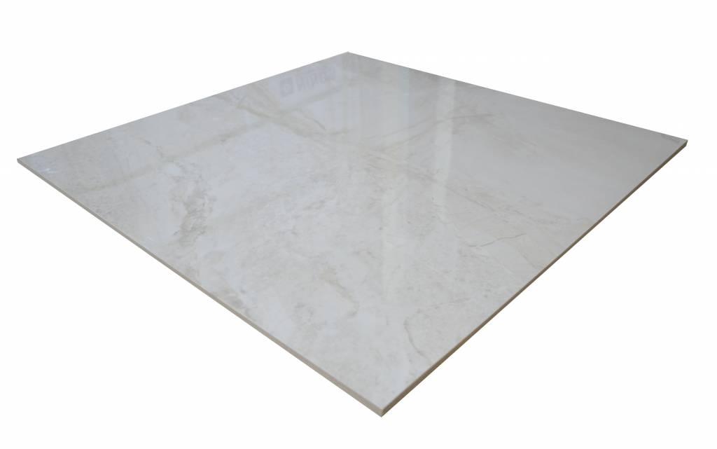 Floor Tiles Axstone Lea Lorelei Geostone White