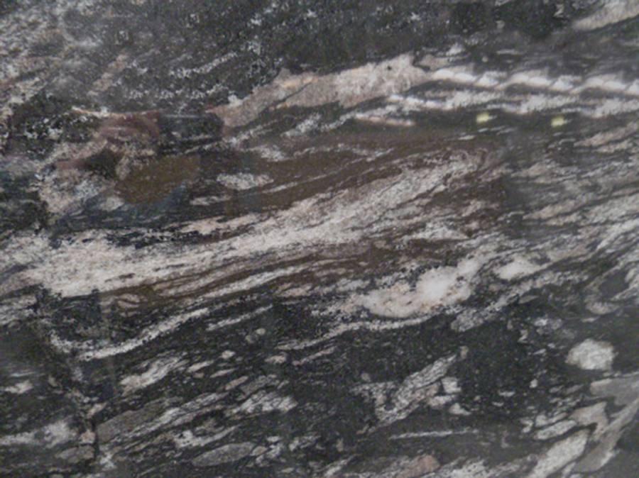 Black Forest  granieten aanrechtblad 1.Keuz