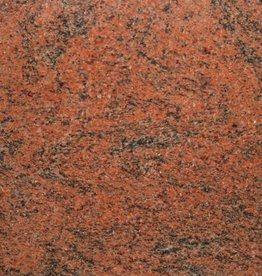 Multicolor Red plan de travail en pierre naturelle 1er choix