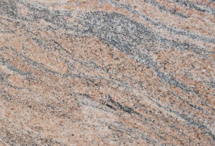 Juparana India granieten aanrechtblad 1.Keuz