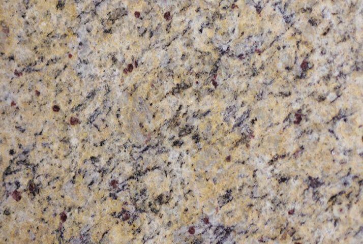 Giallo Cecillia granieten aanrechtblad 1.Keuz