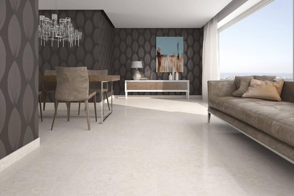 Travertino Marfil Floor Tiles