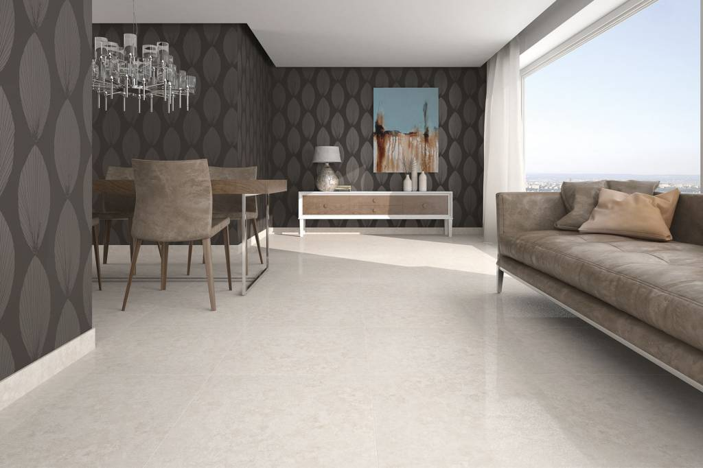 Travertino Noce Floor Tiles