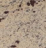 New Kashmir Gold granieten aanrechtblad 1.Keuz