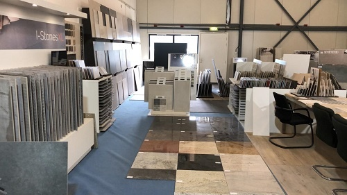 location Ninos Naturalstone and Tiles in netherlands amersfoort