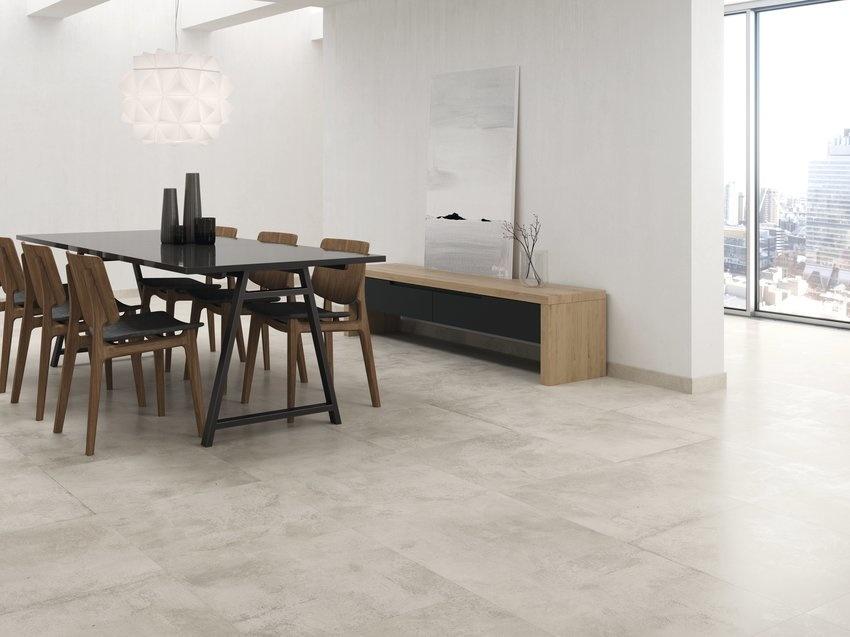 Denali Grey Floor Tiles