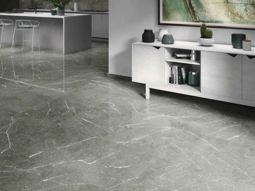 Floor Tiles Naxos Steel