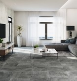 Nickon Chrome Floor Tiles