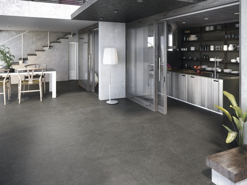Urano Grey Floor Tiles