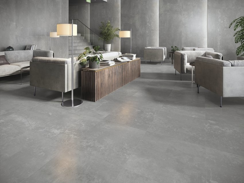 Floor Tiles Halden Steel